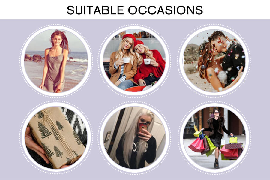 suitable occasions