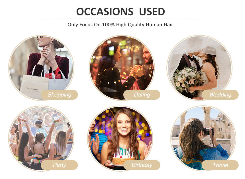 occasions uesd