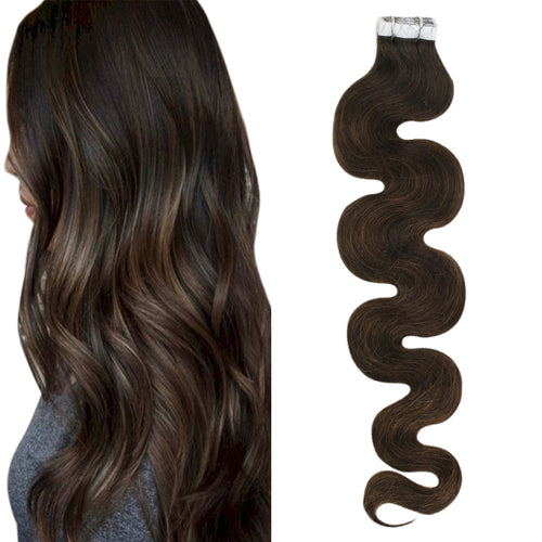 Body Wave Seamless in jection Hair extensions