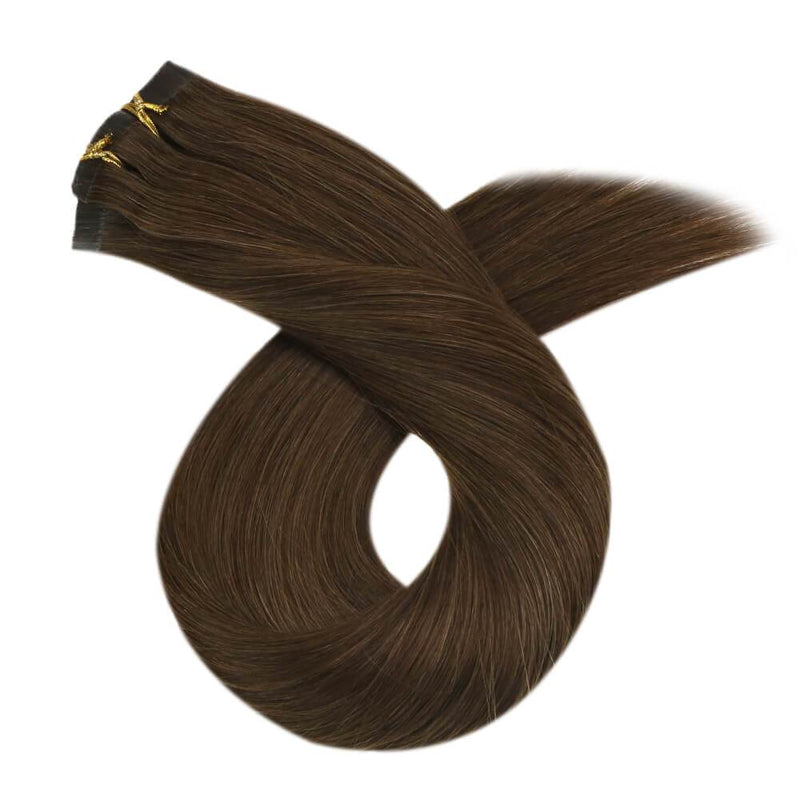 Human Hair Extensions Double Weft Clip in Extensions