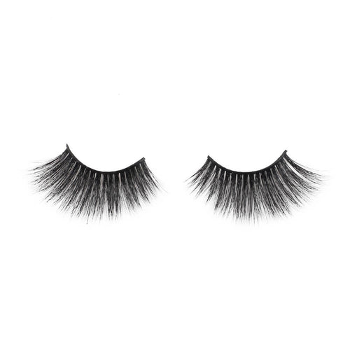 Natural Look to Dramatic Fluffy False Eyelashes
