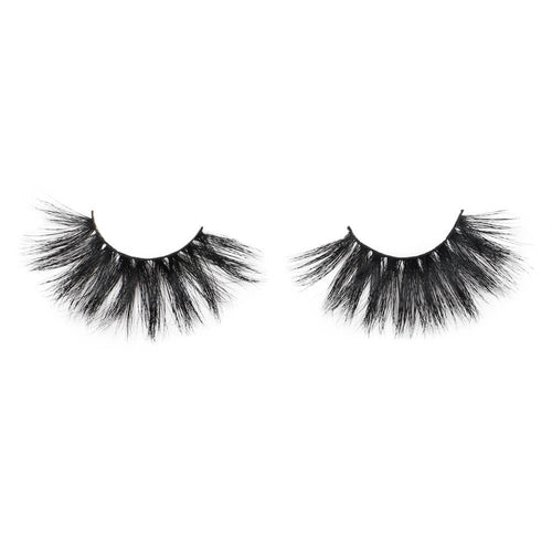 5D Faux Mink Eyelashes Fluffy Soft Natural Look False Eyelashes Wispy Long Eyelashes