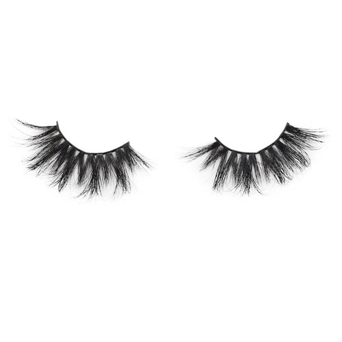 5D Eyelashes Faux Mink False Eyelashes Natural Look Makeup Lashes 5D-66