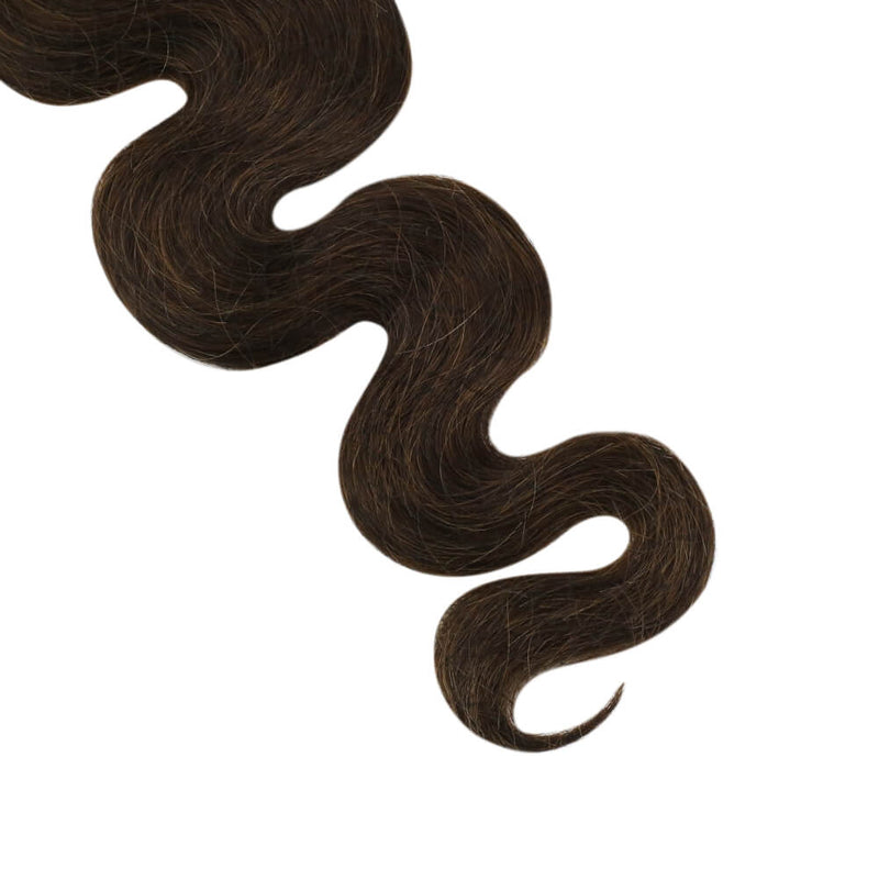 tape in hair extensions thick human hair 40 pieces