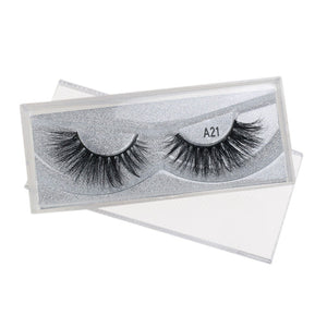 Ugeat Natural Thick Handmade Eyelashes for Make Up Ideas