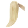 u tip blonde hair extensions human hair