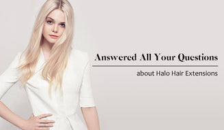 Answer all your question about halo hair