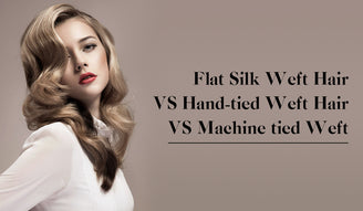 What is the difference between weft