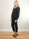 The Fifth Label Circuit Long Sleeve Jumpsuit - MissionEdit