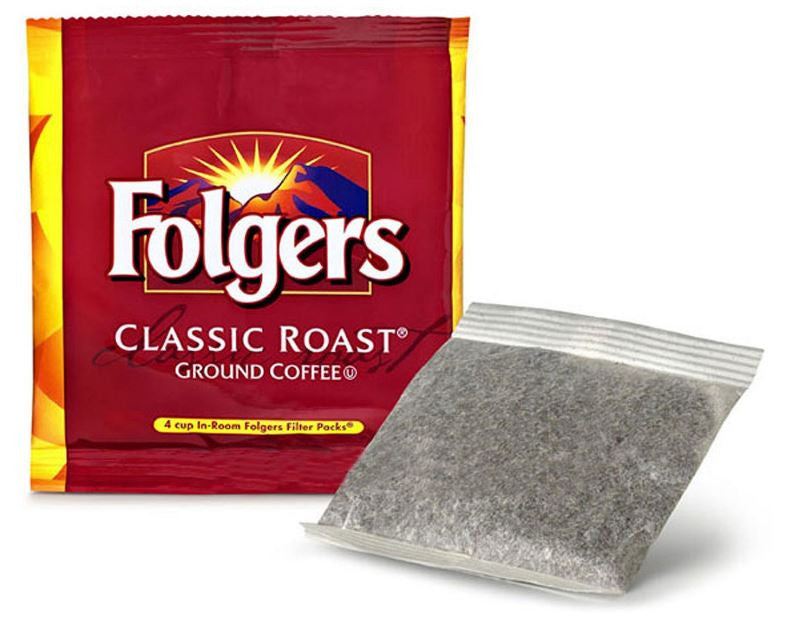 Folgers Coffee Pack Kit