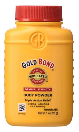 Gold Bond Powder Kit