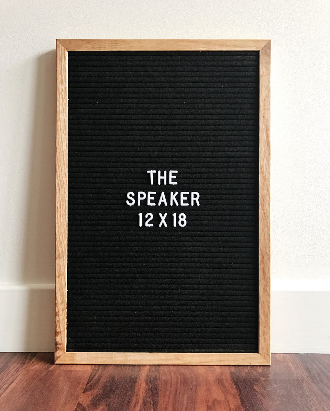 Words & Co. - Premium Felt Letterboard - Save $$ with FREE SHIPPING