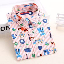 Different design printed Women Blouses