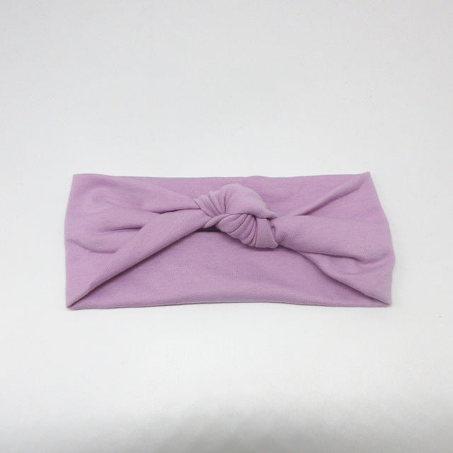 Baby girls TieKnot Headband