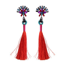 Pretty Tassel Long Women Earrings