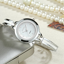 Gold/Silver Bracelet Women Watch