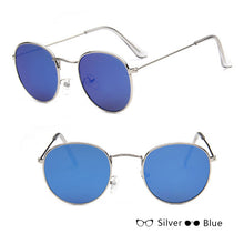 Retro Mirror Women Sunglasse