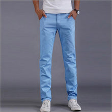 Brand Straight Casual Men Pants