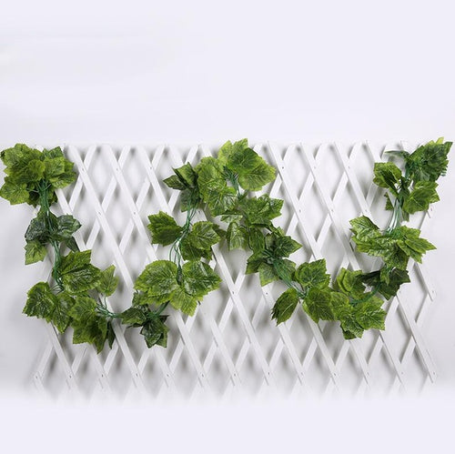 Artificial Leaves Garland Simulation Plants