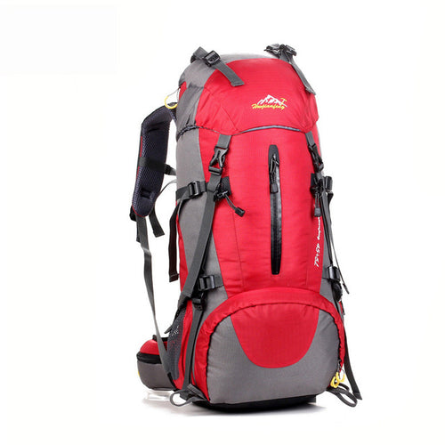 Travel Hiking Backpack 50L Outdoor