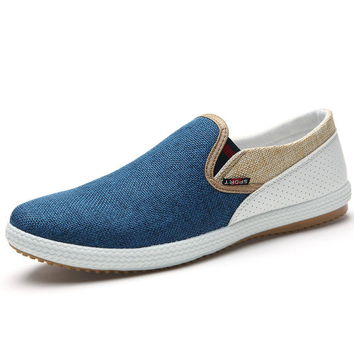 Breathable Casual Men Loafers