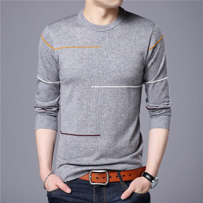 Cashmere Wool Long Sleeve