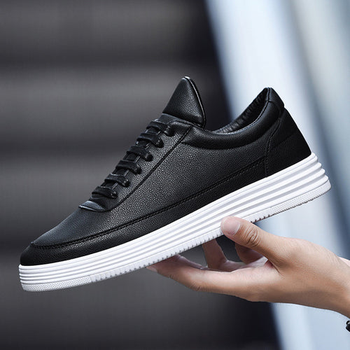 Brand Leather Casual Men Shoes