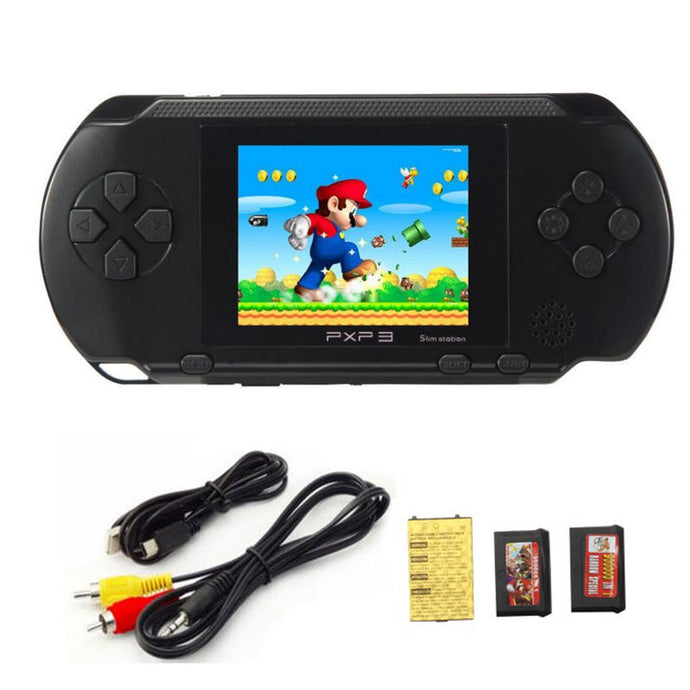 Portable Game player PXP 3 Handheld 16 Bit Game Console
