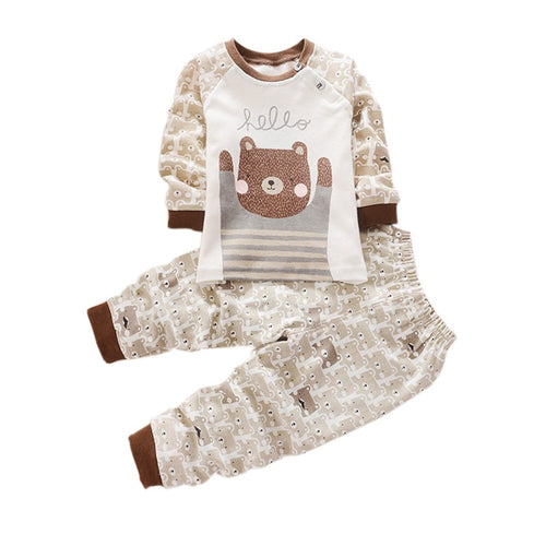 Newborn Clothing Baby Suits 2 Pcs
