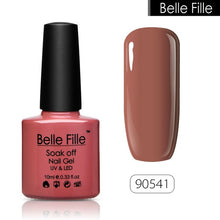 Gel Polish French Manicure Nail