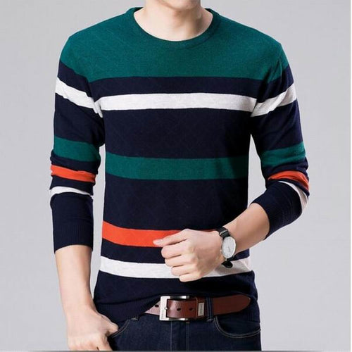 Cashmere Men Wool Sweater