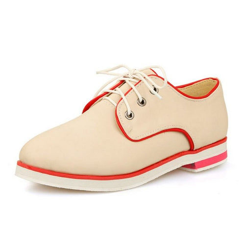 Cross Strap Flats Women Shoes