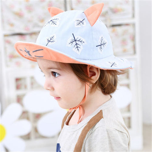 Cute Children Sunhat