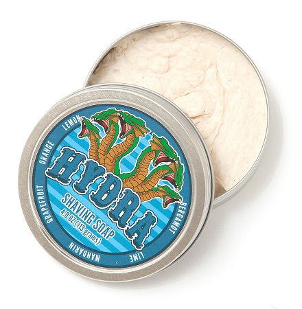 Dr. Jon's Hydra Natural Vegan Shaving Soap