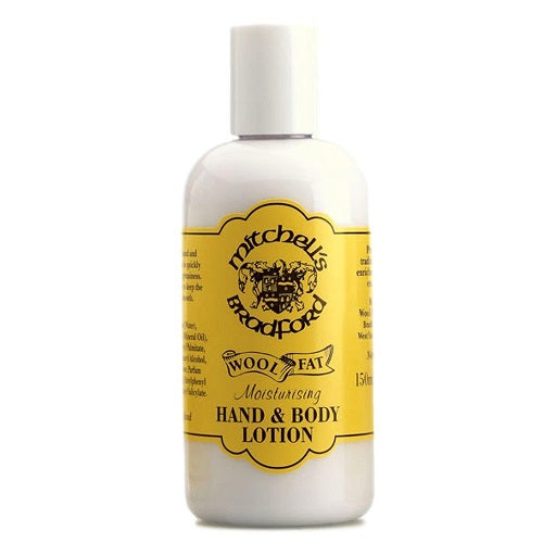 Mitchell's Hand & Body Lotion 150g