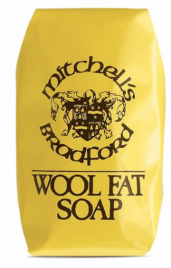 Mitchell's Original Wool Fat Soap, Hand Size 75g