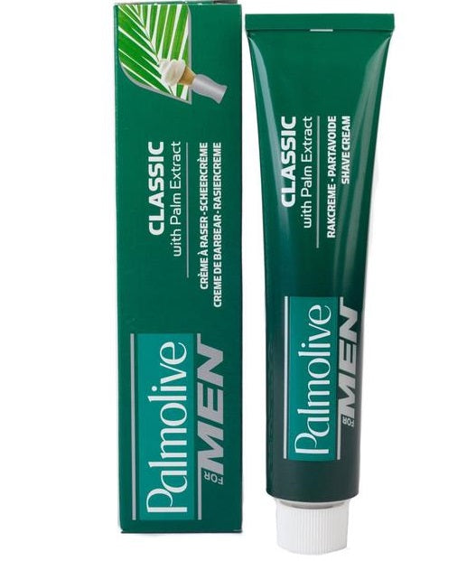 Palmolive For Men Classic Shaving Cream with Palm Oil
