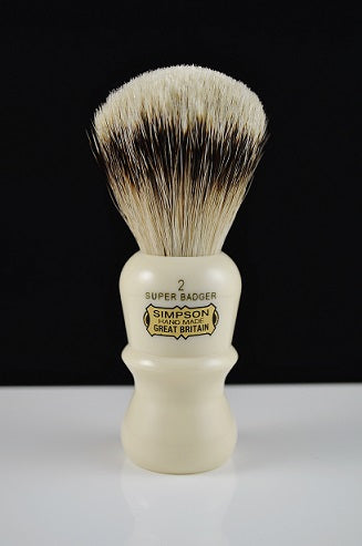 Simpsons Emperor 2 Super Badger Shaving Brush