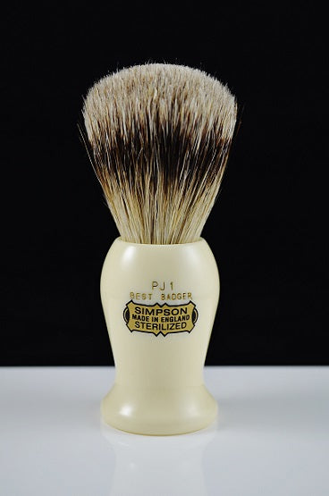 Simpsons Persian Jar PJ1 Best Badger Shaving Brush