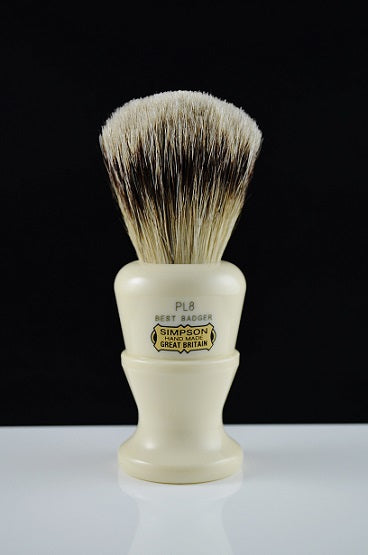 Simpsons Polo PL8 Best Badger Shaving Brush