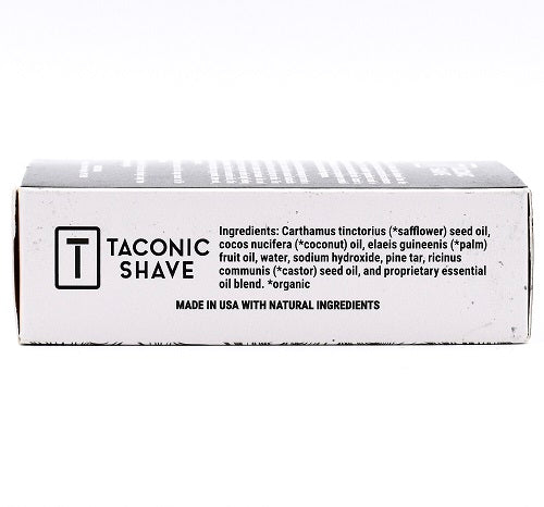 Taconic Pine Tar Cleansing Bar
