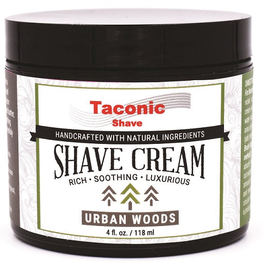 Taconic Urban Woods Shaving Cream