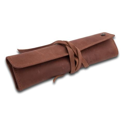Timor Vintage Edition Roll-Up Pouch for Straight Razors