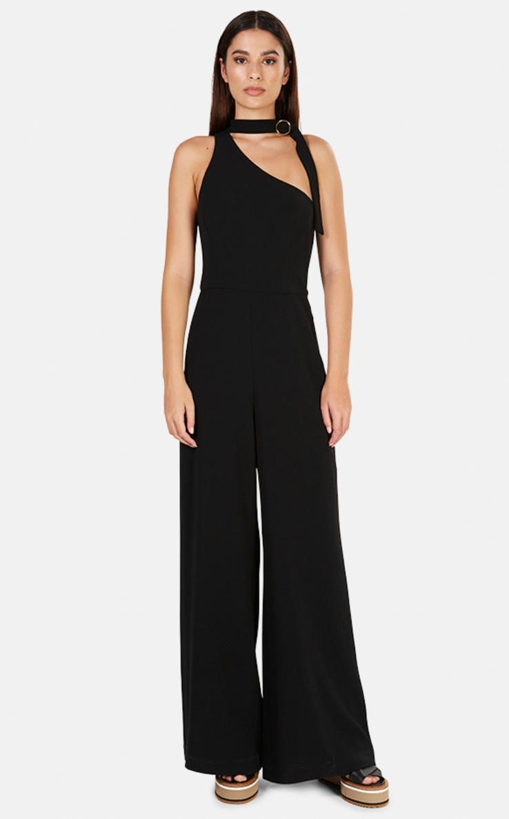 ZIMMERMAN - NECK TIE JUMPSUIT