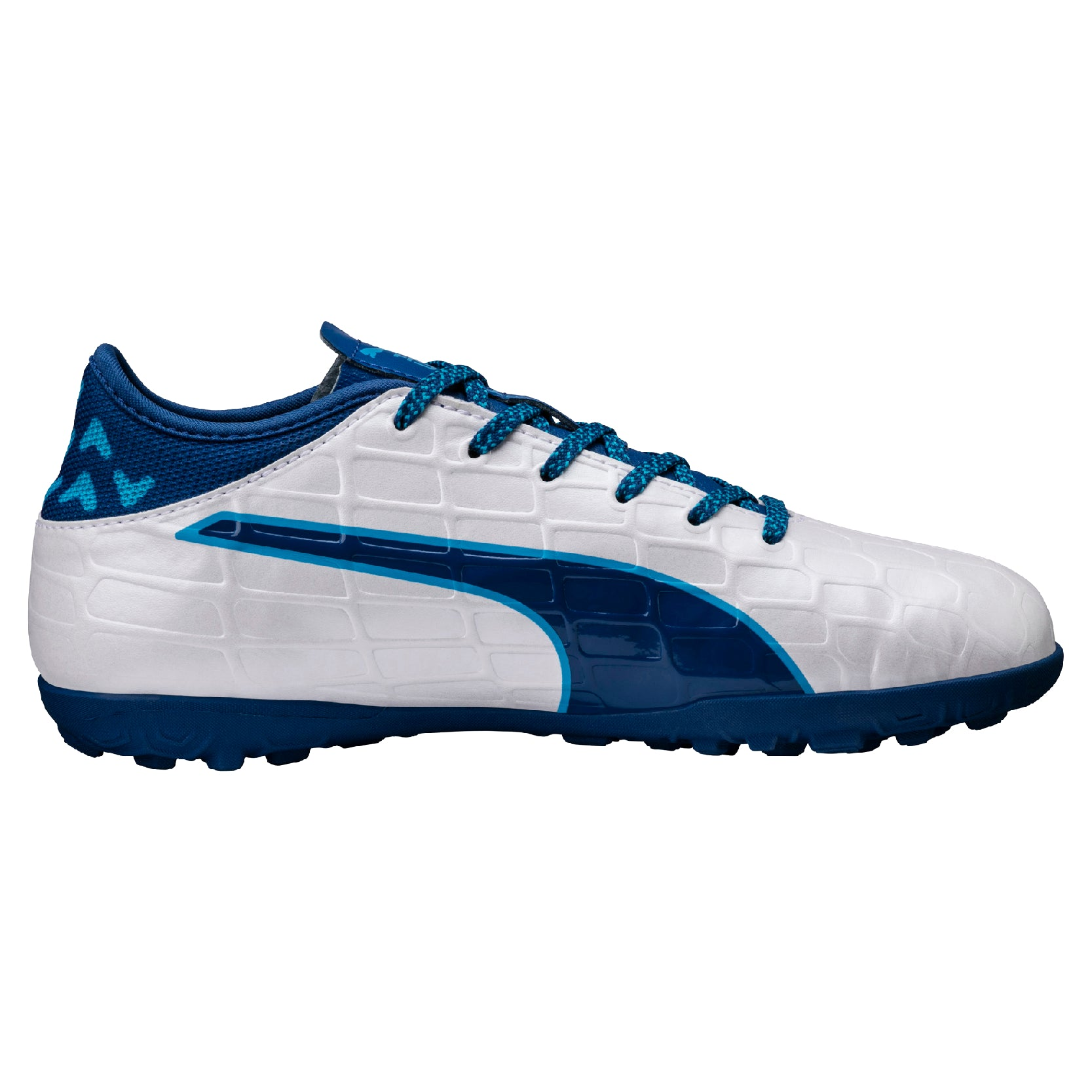 Puma Jr. evoTOUCH 3 Turf Football Boots
