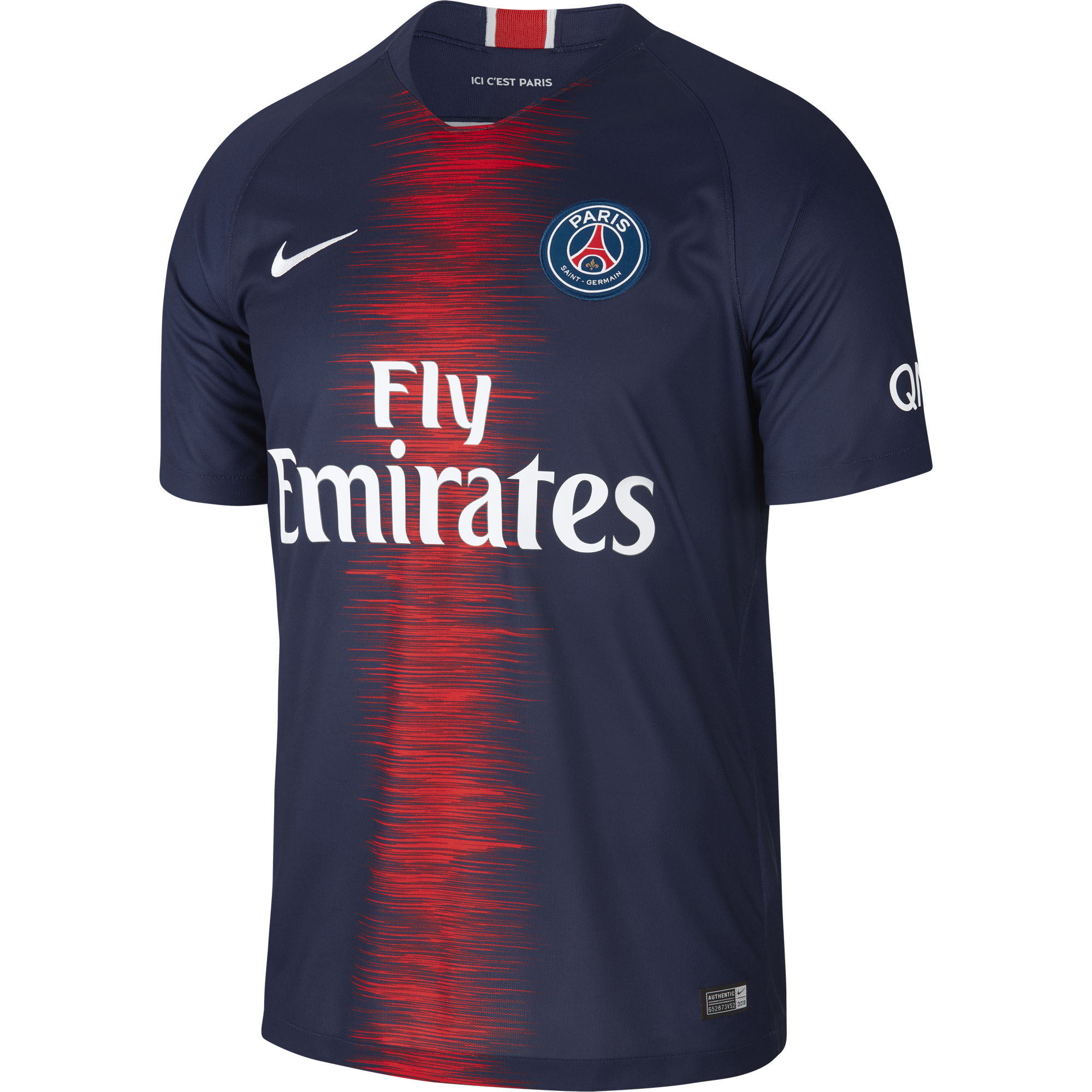 360360e7b469ee Paris Saint Germain 18 19 Home Jersey - Adult – Juggles Football Culture