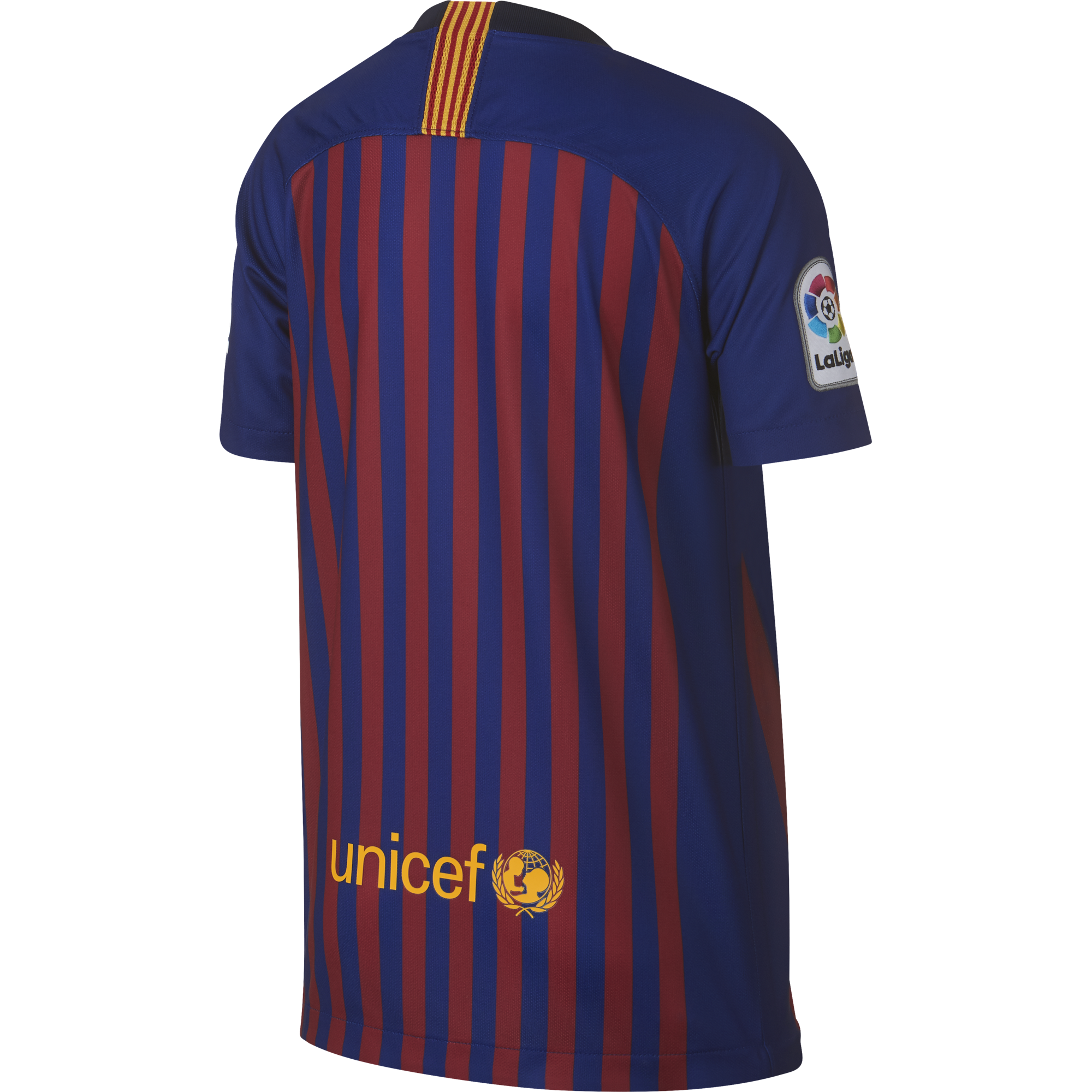 Barcelona 18/19 Stadium Home Jersey - Youth