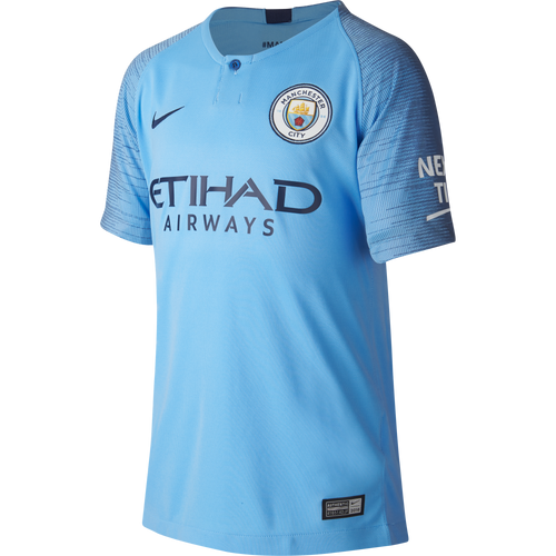 Manchester City FC 18/19 Home Jersey - Youth