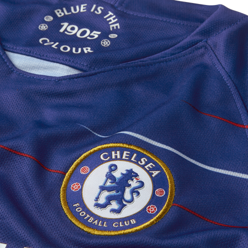 Chelsea Home 18/19 Jersey - Youth