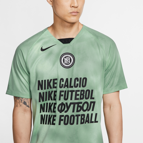 Nike F.C. Away Football Shirt - Green